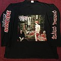 Cannibal Corpse gallery of suicide 98 euro tour LS TShirt or Longsleeve