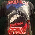 Skid Row Scream France 91