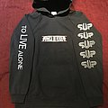 SUP to live alone hoodie 00