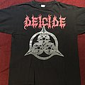Deicide once upon the cross logo 95