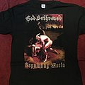 God Dethroned tour shirt