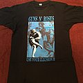 Guns n roses use you illusions 2 screen stars 93 TShirt or Longsleeve