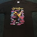 Living Colour - TShirt or Longsleeve - Living colour 90 times up euro tour