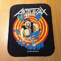 Anthrax Patch 10 x 8cm