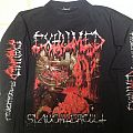 Exhumed Slaughtercult LS XL TShirt or Longsleeve