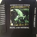Extreme Noise Terror Being and Nothing LS