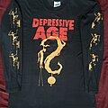 Depressive Age - TShirt or Longsleeve - Depressive  age Symbols For The Blue Times 94