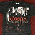 System Of A Down - TShirt or Longsleeve - System of a Down toxicity 02