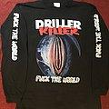 Driller Killer - TShirt or Longsleeve - Driller killer fuck the world 97