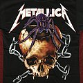 Metallica - TShirt or Longsleeve - Metallica skull and snake 90s
