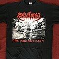 "Sepultura ""Third World Posse Tour '92"" T-Shirt"