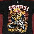 Guns N' Roses - TShirt or Longsleeve - Guns N' Roses jocker axel