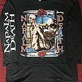 Napalm Death - TShirt or Longsleeve - Napalm death diatribes 95