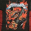 Metallica - TShirt or Longsleeve - Metallica evil guitar 90s