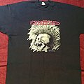 The Exploited - TShirt or Longsleeve - The Exploited beat the bastards 96