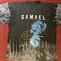 Samael - TShirt or Longsleeve - Samael Jupiterian vibes 96