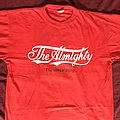 The almighty have a toke and a smile 94 TShirt or Longsleeve