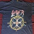 Slayer circle of beliefs 94 tour