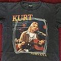 Kurt Cobain - TShirt or Longsleeve - Kurt Cobain unplugged 01