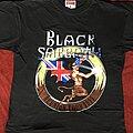 Black Sabbath - TShirt or Longsleeve - Black Sabbath réunion 99