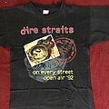 Dire Straits - TShirt or Longsleeve - Dire straights on every street 93