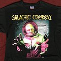 Galactic Cowboys - TShirt or Longsleeve - Galactic cowboys space in your face tour 93