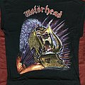 Motörhead - TShirt or Longsleeve - Motorhead orgasmotron 85 muscle shirt