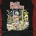 Iron Maiden somewhere in time muscle shirt 86