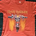 Iron Maiden a real dead one 93