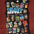 Heavy Metal - TShirt or Longsleeve - Heavy metal muscle shirt