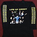 Life Of Agony - TShirt or Longsleeve - Life of agony ugly tour LS 95