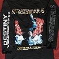 Stratovarius - TShirt or Longsleeve - Stratovarius destiny 98 Longsleeves