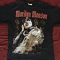 Marilyn Manson feather 90s TShirt or Longsleeve