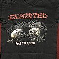 The Exploited - TShirt or Longsleeve - The exploited fuck the system 03