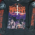 Marduk - TShirt or Longsleeve - Marduk heaven shall burn when we are gathered 96 LS