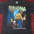 Nirvana - TShirt or Longsleeve - Nirvana live album boot 90s