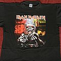 Iron Maiden - TShirt or Longsleeve - Iron Maiden a real dead one 93