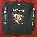 Satyricon - TShirt or Longsleeve - Satyricon nemesis divine LS 96