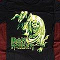 Iron Maiden - TShirt or Longsleeve - Iron Maiden beast green 80s boot