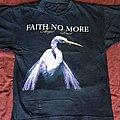 Faith No More - TShirt or Longsleeve - Faith no more angel dust euro tour 92
