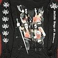 Dark Funeral - TShirt or Longsleeve - Dark funeral vobiscum satanas 98