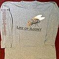 Life Of Agony - TShirt or Longsleeve - Life of Agony if I knew... tour LS 96