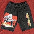 Iron Maiden - Other Collectable - Iron Maiden shorts 92