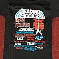 Iron Maiden - TShirt or Longsleeve - Reading rock festival Iron Maiden 1982