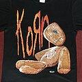 Korn - TShirt or Longsleeve - Korn issues euro 99