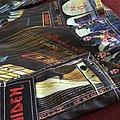 Iron Maiden shirts dragonfly