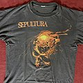 Sepultura beneath the remains tour 89 TShirt or Longsleeve