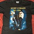 Kurt Cobain - TShirt or Longsleeve - Kurt cobain letter