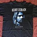 Nirvana - TShirt or Longsleeve - Kurt Cobain I hate  myself 95