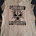 "Corrosion Of Conformity ""Skull-Logo"" shirt"
